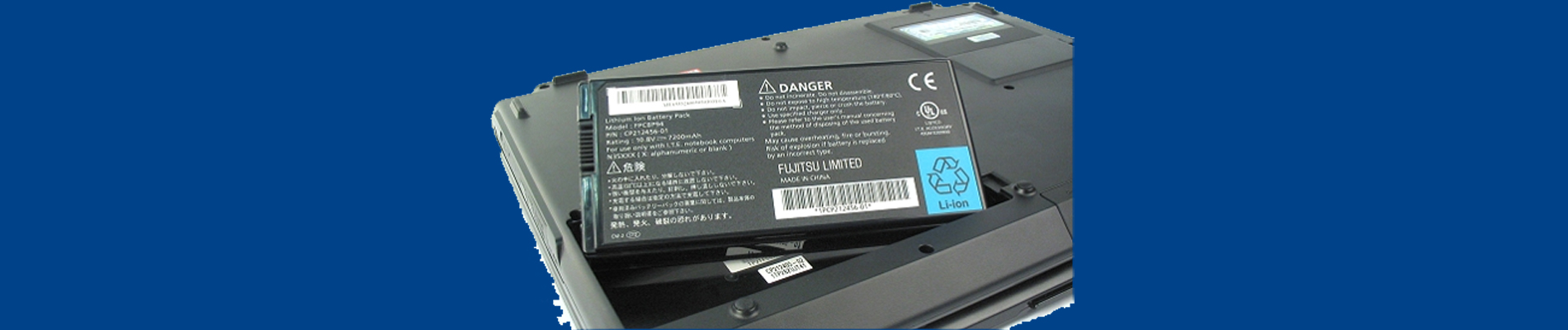 batteries pc portable