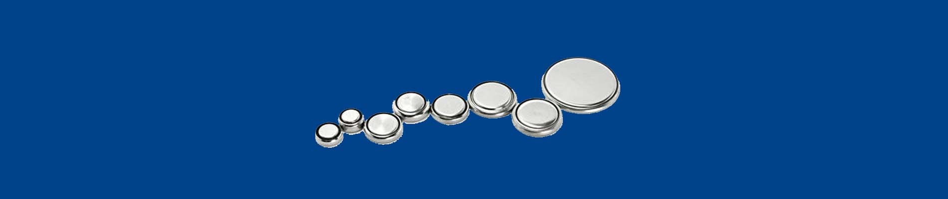 piles bouton
