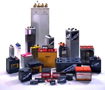 batteries pour alarmes et onduleurs